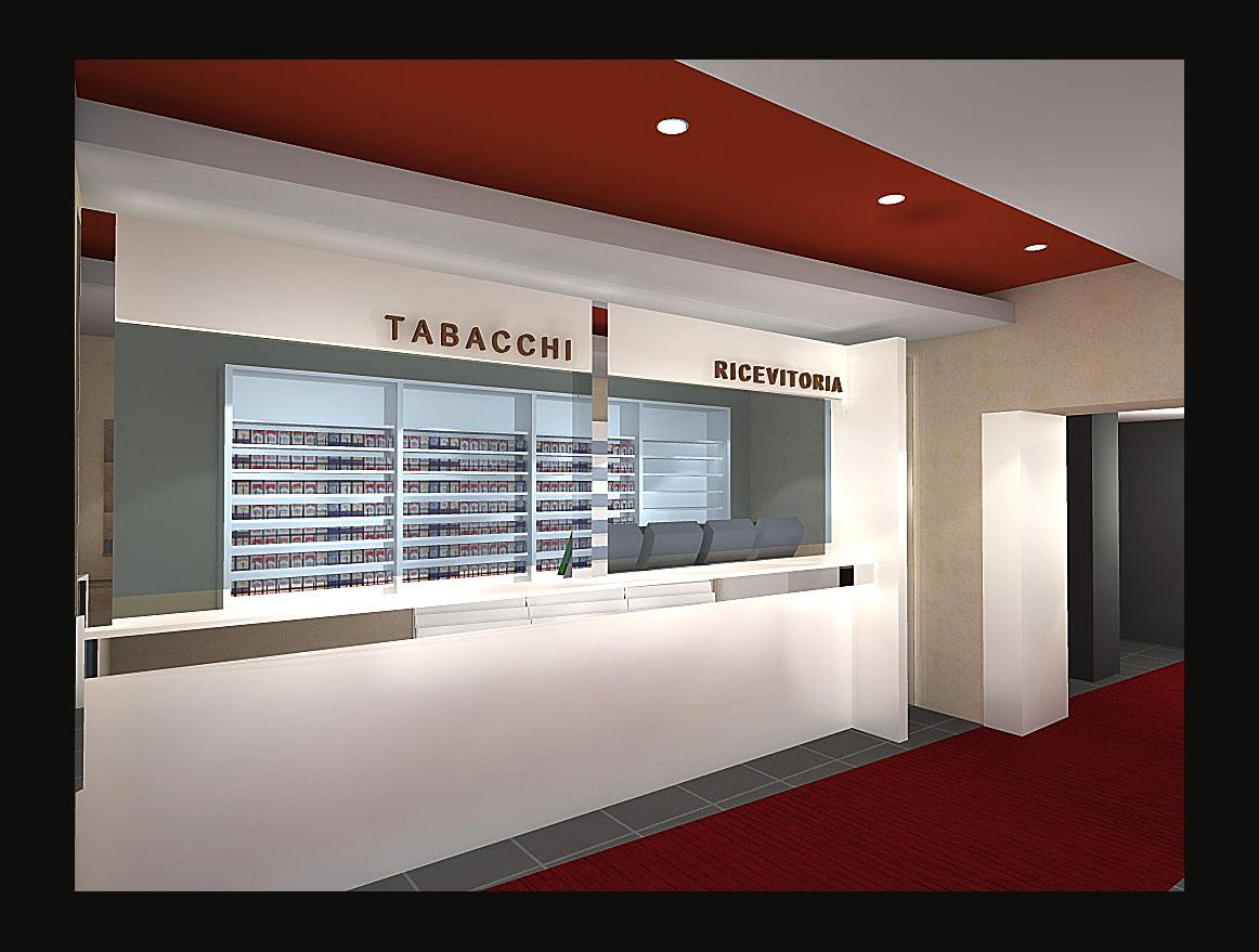 Tabaccheria ambrosio scafati sa nuove forme for Arredamento bar tabacchi prezzi