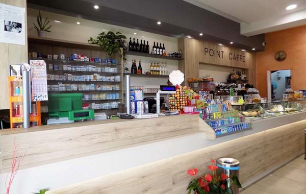 BAR-TABACCHERIA POINT CAFE' – LATINA