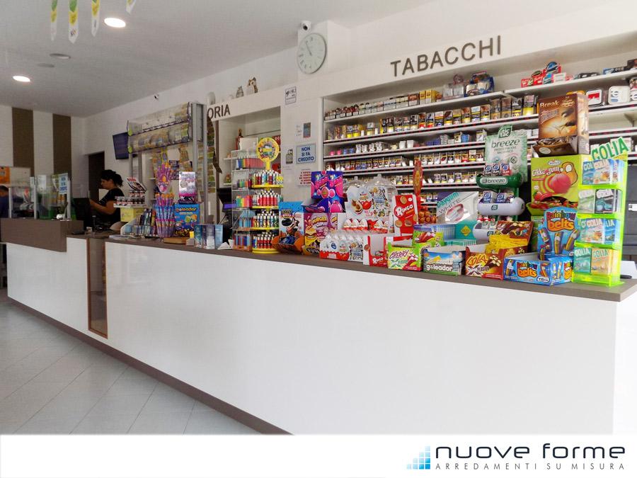 Tabaccheria 78 turi ba nuove forme for Sev arredamenti